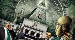 Долларын өрийн пирамид