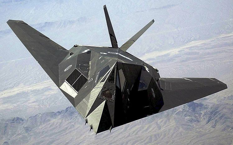 f19 stealth fighter picture